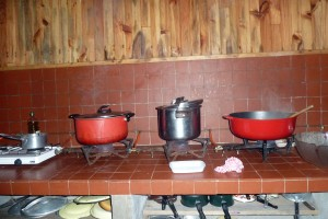 Cap De Coste - Cuisine